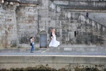Huwelijksfotograaf inhuren