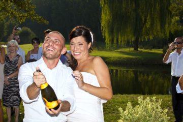 feestavond van uw bruiloft